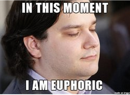 Mark Karpeles - In this moment I am euphoric